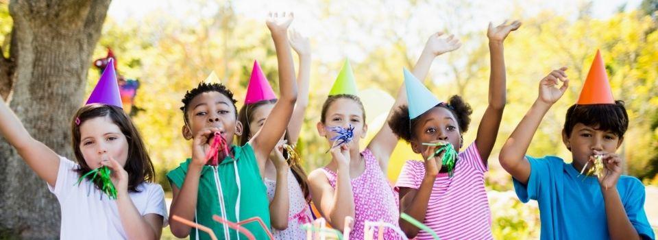 Goûter d'anniversaire sans gluten