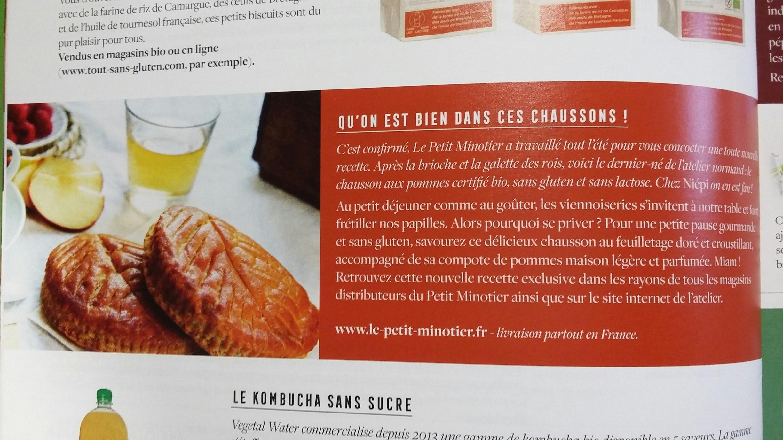 Article Le Petit Minotier du Magazine Niépi